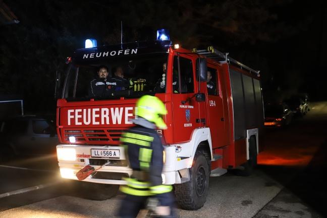 Küchenbrand in Neuhofen an der Krems vor Eintreffen der Feuerwehr gelöscht | Foto: laumat.at/Matthias Lauber