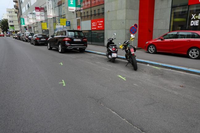 Pensionist (79) nach Unfall mit Alkolenker in Linz-Innere Stadt im Krankenhaus verstorben | Foto: laumat.at/Matthias Lauber