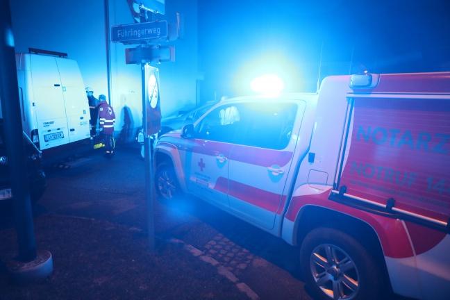 CO-Austritt in Fraham fordert zwölf Verletzte | Foto: laumat.at/Matthias Lauber