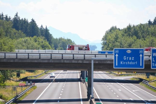 Unfallserie auf der Westautobahn fordert mehrere Verletzte | Foto: laumat.at/Matthias Lauber