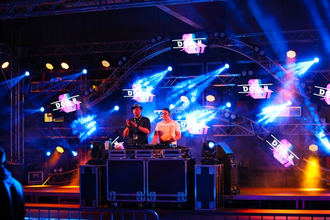 """Funky House Brothers beim """"Beef & Sound Festival"""" in Grieskirchen 