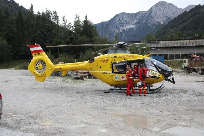 Ein Toter und acht Verletzte bei Frontalcrash auf der Pyhrnautobahn bei St. Pankraz | Foto: laumat.at/Matthias Lauber