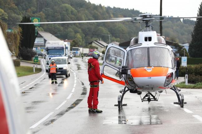 Notarzthubschrauber Martin 3 flog bereits seinen 200. Einsatz | Foto: laumat.at/Matthias Lauber