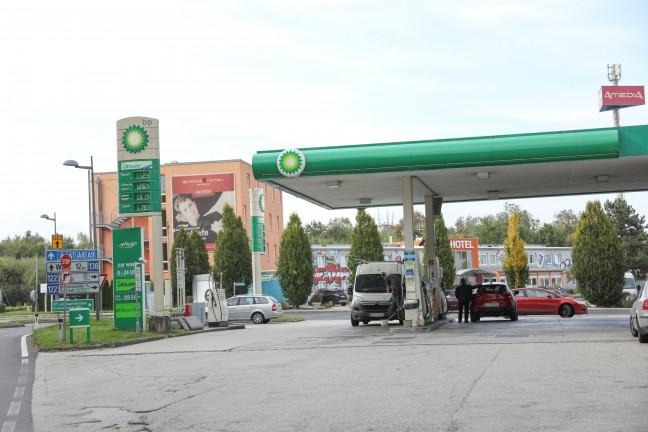 Nach Raubüberfall auf Tankstelle in Sattledt weitere Beschuldigte ausgeforscht | Foto: laumat.at/Matthias Lauber