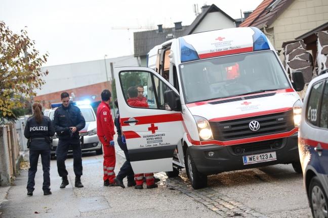 Stichverletzung bei Streit in Wels-Pernau | Foto: laumat.at/Matthias Lauber