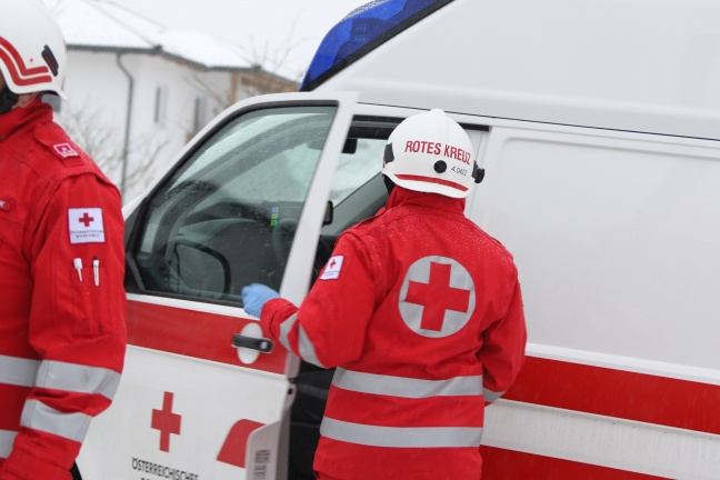 LKW-Unfall in Natternbach endet tödlich | Foto: laumat.at/Matthias Lauber