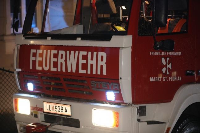 Nach Wohnungseinbruch in St. Florian Tatort in Brand gesteckt | Foto: laumat.at/Matthias Lauber