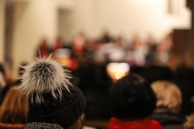 Besinnliches Weihnachtssingen in der Pfarrkirche in Krenglbach | Foto: laumat.at/Matthias Lauber
