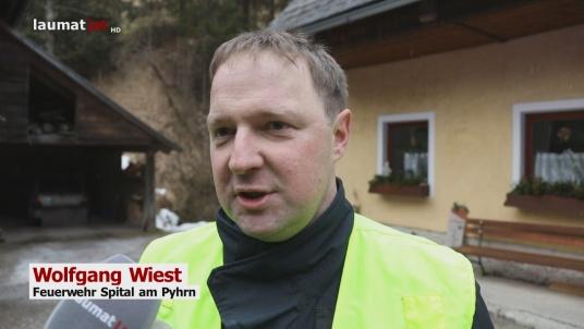 Wolfgang Wiest, Feuerwehr Spital am Pyhrn