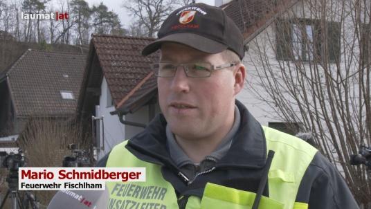 Mario Schmidberger, Feuerwehr Fischlham