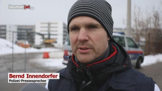 Bernd Innendorfer, Polizei-Pressesprecher
