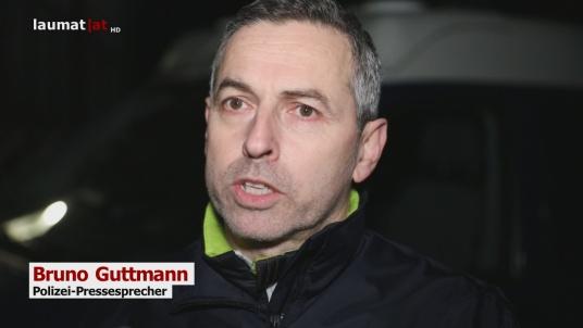 Bruno Guttmann, Polizei-Pressesprecher