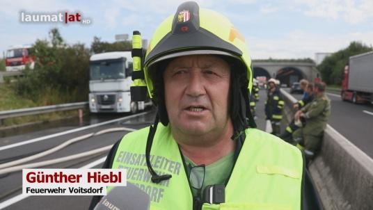 Günther Hiebl, Feuerwehr Voitsdorf