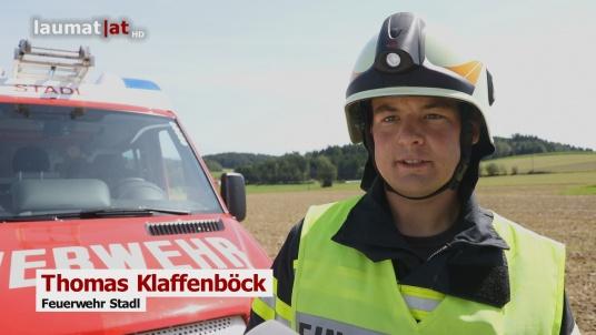 Thomas Klaffenböck, Feuerwehr Stadl