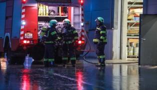 Brand einer Filteranlage bei einem Gewerbebetrieb in Vorchdorf rasch gelöscht