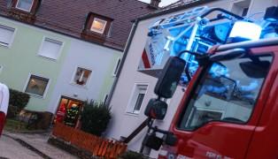Einsatz bei starker Rauchentwicklung in Wohnung in Wels-Vogelweide