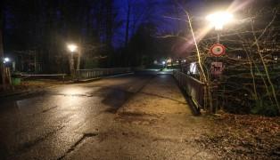 Person in Gmunden nach Sturz aus Bachbett gerettet