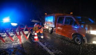 Lawinengefahr und Schneedruck sorgen für viele Straßensperren