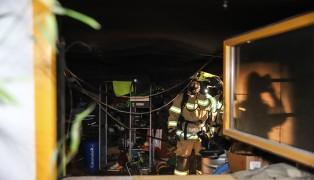 Brand im Heizraum eines Hauses in Fraham rasch gelöscht