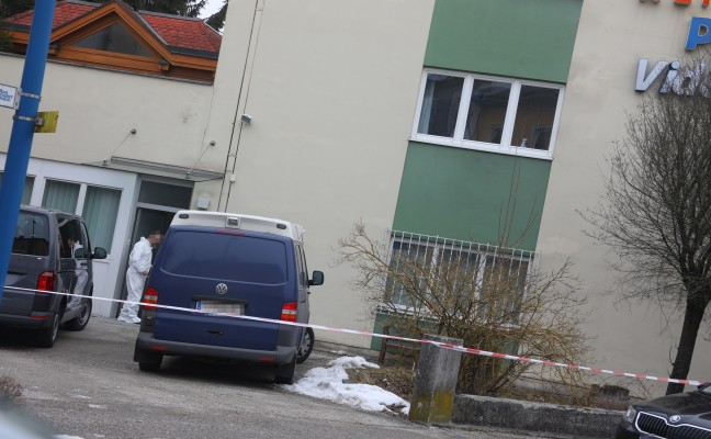 Mord in Bad Schallerbach