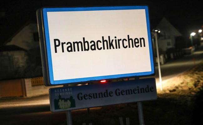 Hofbesitzer (83) in Prambachkirchen von Einbrechern gefesselt und ausgeraubt