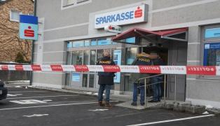 Raubüberfall auf Bankfiliale in Ansfelden
