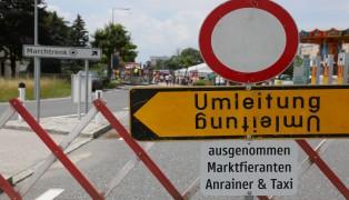 Streit bei Stadtfest in Marchtrenk fordert einen Schwerverletzten