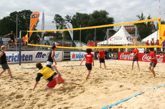 MeMed Beachtrophy presented by Sonnleitner begonnen