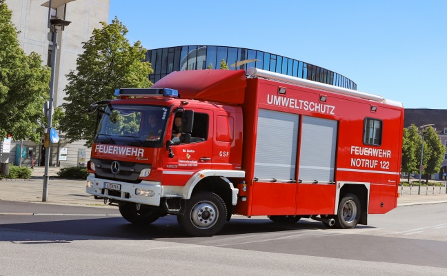 Explosion at Chemiepark Linz requires several injuries