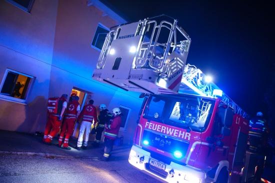 N�chster Einsatz der Feuerwehr durch angebranntes Kochgut in einer Wohnung | Fotograf: Matthias Lauber