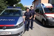 Polizisten bemerkten angebranntes Kochgut in einer Wohnung in der Welser Innenstadt | Fotograf: Matthias Lauber