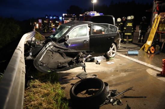 24 Monate Haft f�r Geisterfahrer nach Unfall mit zwei Todesopfern | Fotograf: laumat.at/Matthias Lauber