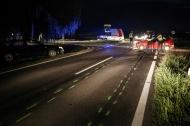 Kreuzungscrash auf der Pettenbacher Stra�e in Bad Wimsbach-Neydharting | Fotograf: Matthias Lauber