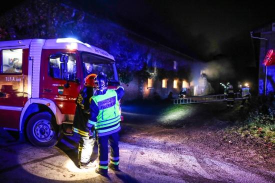Interessanter �bungstag der Feuerwehr Thalheim bei Wels | Fotograf: Matthias Lauber