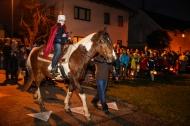 Fest des Hl. Martin mit Laternenumzug durch Wels-Pernau | Fotograf: Matthias Lauber
