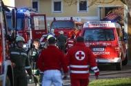 Brand einer Selche in einem Bauernhof in Sipbachzell rechtzeitig gel�scht | Fotograf: Matthias Lauber