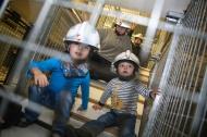 Adventlicher Tag der offenen T�r f�r Kinder bei der Feuerwehr der Stadt Wels | Fotograf: Matthias Lauber