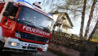 58-J�hriger Mann bei Wohnhausbrand in Schwanenstadt ums Leben gekommen