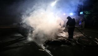 DNA-Spur �berf�hrte T�ter nach mehreren F�llen von Vandalismus