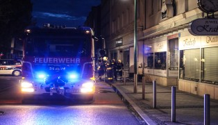 Neuerlicher Brand eines Gelben Sackes in der Welser Innenstadt