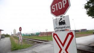 Radfahrer bei Kollision mit Zug in Pettenbach ums Leben gekommen