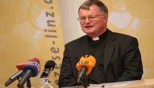 Manfred Scheuer zum neuen Bischof der Di�zese Linz ernannt