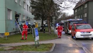 Verbrannte Pizza sorgt f�r Einsatz der Feuerwehr in Wels