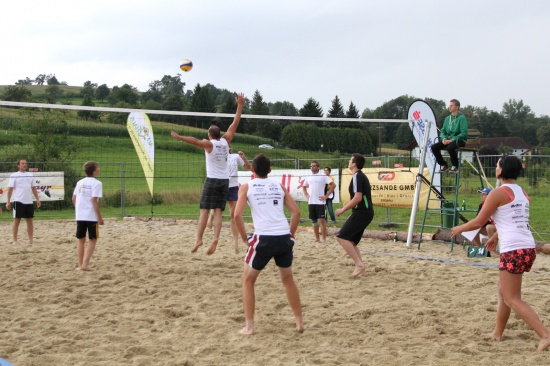 MeMed Beachtrophy presented by Quarzsande gestartet