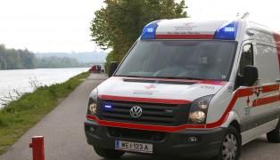 Leblosen Mann in Wels-Pernau aus der Traun geborgen