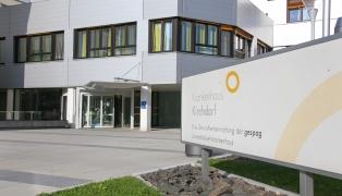 Operationss�le im Krankenhaus Kirchdorf an der Krems nach Sch�dlingsbefall wieder in Vollbetrieb
