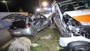 Drei Verletzte bei Kreuzungscrash in Gunskirchen