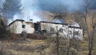 Kurzschluss war Auslöser für Brand eines leerstehenden Gebäudes in Edlbach