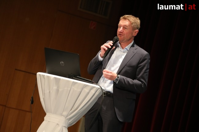 Vizebürgermeister Gerhard Kroiß (FPÖ), Sicherheitsreferent