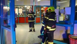 Fehlersuche nach Kohlenmonoxidaustritt in einer Eishalle in Marchtrenk